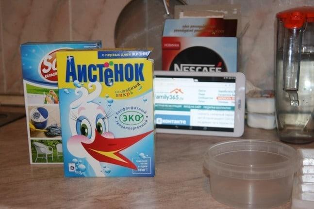 Составляющие для самодельных таблеток