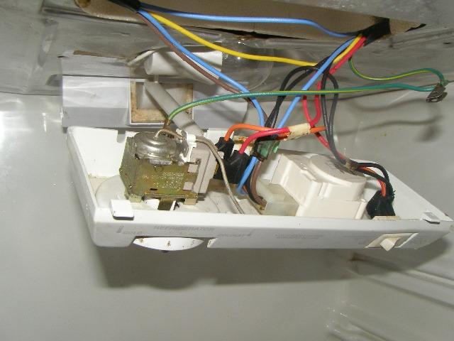 Термостат морозильной камеры