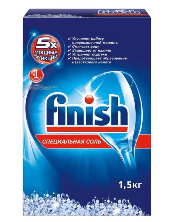 Соль Finish для ПММ