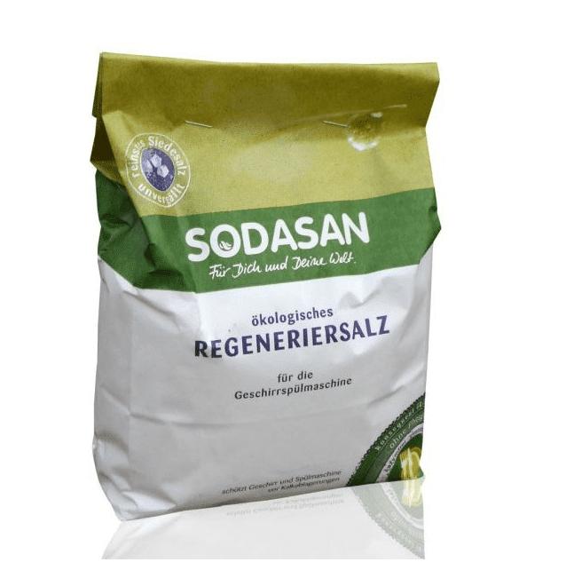 Экологичная соль Sodasan