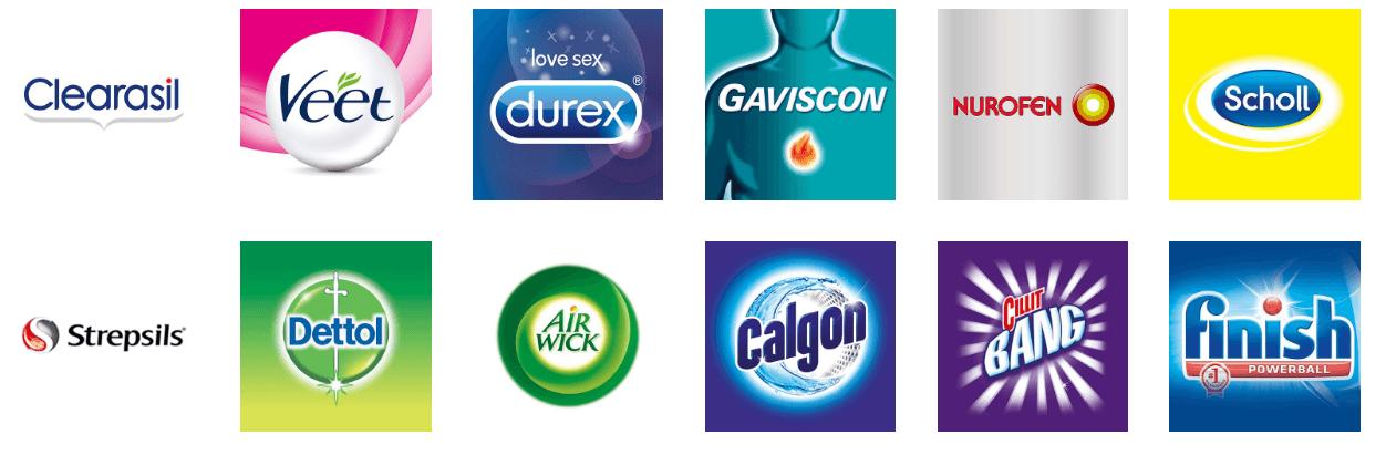 Английские и немецкие бренды производителей