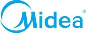 Логотип бренда Мидея