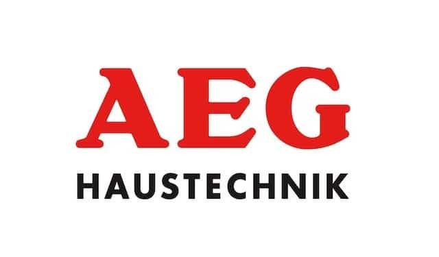 Логотип бренда AEG