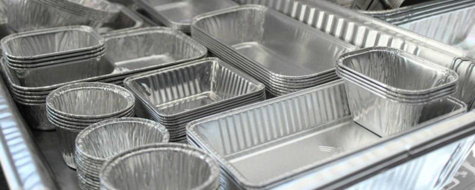 Фольгированная посуда для СВЧ