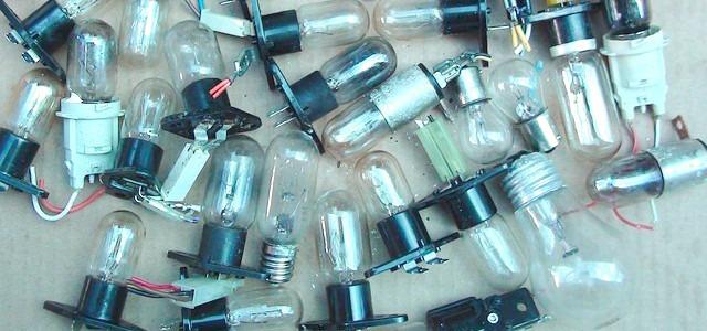 Разнообразие ламп для СВЧ