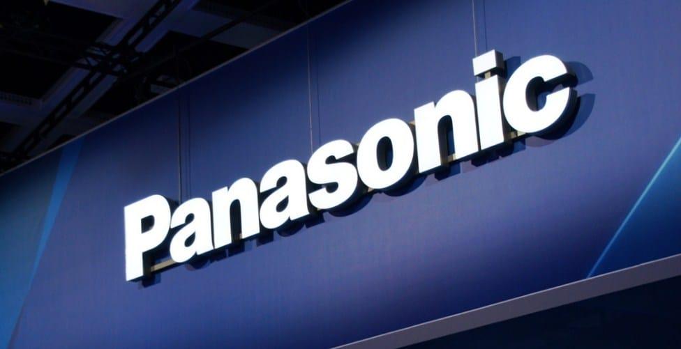 Логотип бренда Panasonic
