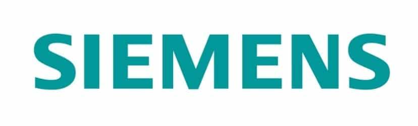Официальный логотип бренда Сименс