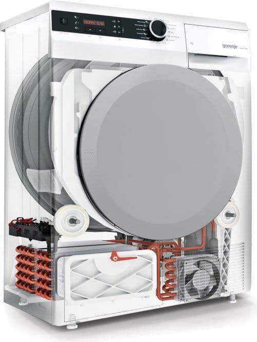 Сушильная машина с сенсорами SensorIQ